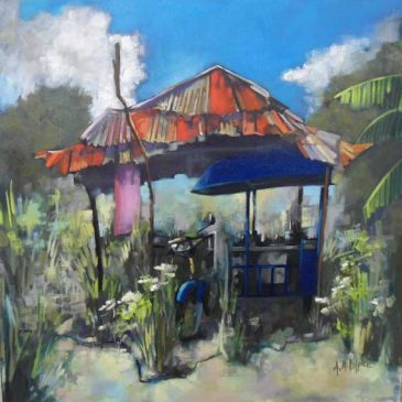 Painting Thailand in America