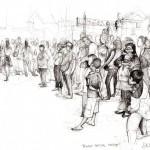 Urban Sketch 1-12