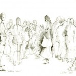 Urban Sketch 1-13