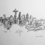 Urban Sketches USA
